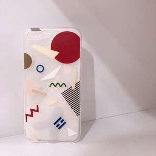 🚚 iphone8plus 透明塑膠手機殼 軟殼
