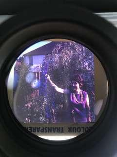 Color transparency 幻燈片 127 格式 英國 70 80 年代