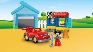 LEGO Disney Junior 10829 Mickey Garage