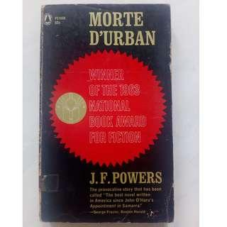 Morte D'Urban by JF Powers