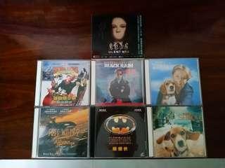 西片VCD (全新同二手)