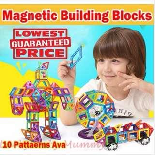 Magnetic Toy/Magnetic building blocks/Magnet construction toys/ Construction Piece Puzzle Toys /Educational toys