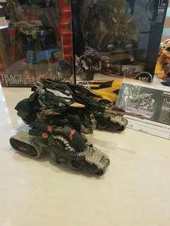 Shadow Command Megatron Leader Class Transformer