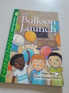 The Balloon Launch Lightning Readers 2