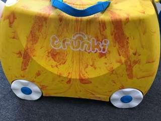 🚚 Trunk luggage for kids