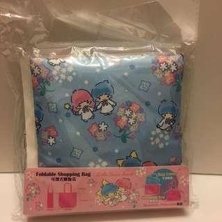 Twin stars 環保袋