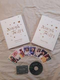 TWICE - MERRY AND HAPPY MONOGRAPH READY STOCK