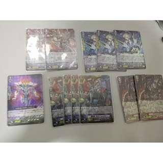 VANGUARD LINK JOKER RARE CARDS FOR SALEE