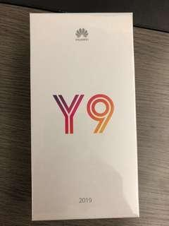 Huawei Y9 2019全新未拆 黑色64GB