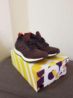 🚚 Ultra Boost Atr Burgundy