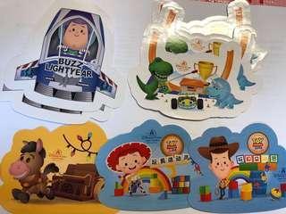 迪士尼貼紙 上海迪士尼貼紙