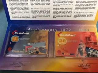 🚚 Out of Print Vintage collectibles Cash Card