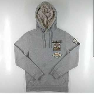Hoodie Jeep Unlimited Light Grey