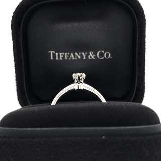 Tiffany solitaire 0.19ct