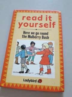 🚚 Ladybird Here we go round the Mulberry Bush