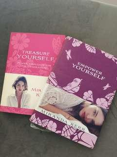 Miranda Kerr motivational books