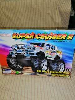 SUPER CRUISER II FRICTION