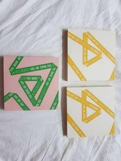 [WTS] SEVENTEEN You Make My Day CD
