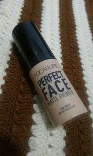 Primer Focallure (Focallure Perfect Face Matte Primer)