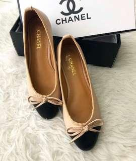 Chanel Shoes inspired