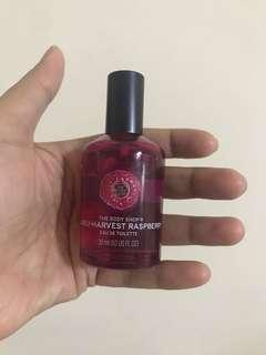 New Raspberry 30ml EDT The Body Shop