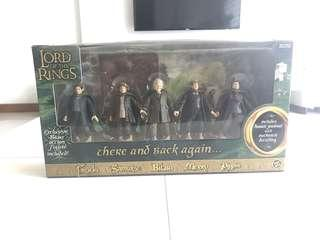 🚚 Lord of the rings - There and back again set