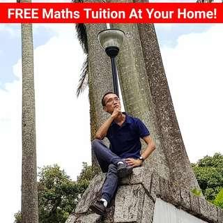 FREE Maths Tuition - ACE Your Maths Tactically AND Strategically!