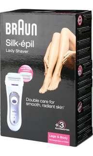 Braun Silkepil Lady Shaver