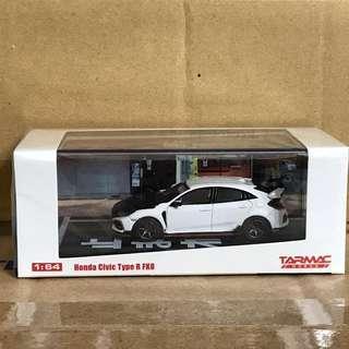Tarmac Works Civic Fk8 東京車展特注