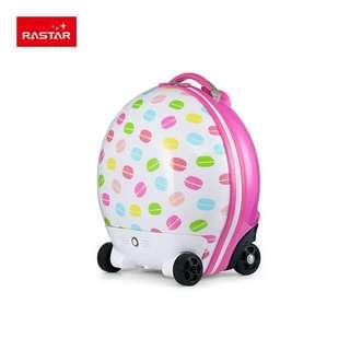 Child bag lung age