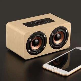 Wireles Bluetooth power speaker )