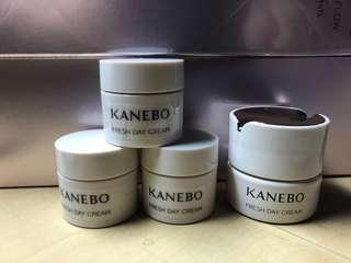 🚚 Kanebo Fresh Day Cream travelsize