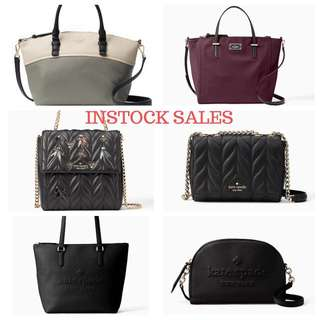 bbc62ad0c55771 (READY STOCK SALES) Authentic Kate Spade Michael Kors MK Tory Burch Coach  Marc Jacobs