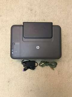 🚚 HP Deskjet 1050 多功能事務機