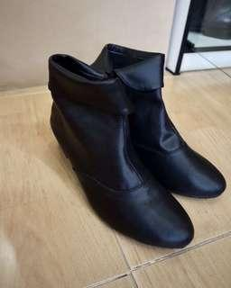 NEW Black Ankle Boots (Dance Shoes)