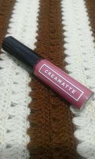 Lip Cream Emina (Emina Creamatte 03 Mauvelous)