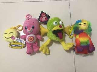 BNWT Assorted soft toys