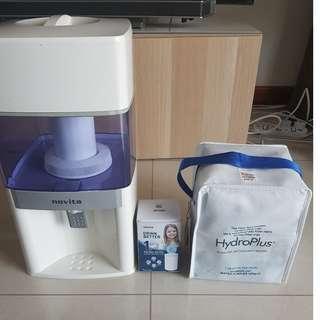 Novita water purifier hydroplus