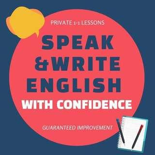 Private English Lessons (Adults) <Discounted Price!>