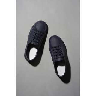 雨季必備 SUPERGA 義大利防水帆布膠鞋 / Classic 2750 - TPU NAVY 男女可著 unisex