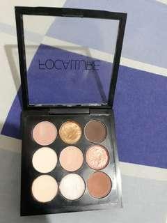 Focallure nine colors eyeshadow