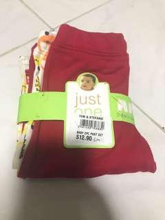 🚚 baby 2pc pant set
