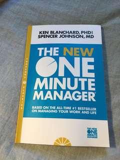 1minute manager book $5