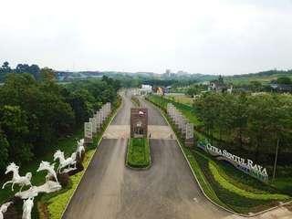 Ciputra group kembangkan kota terpadu 1.000ha di selatan jakarta ( Sentul-Hambalang)