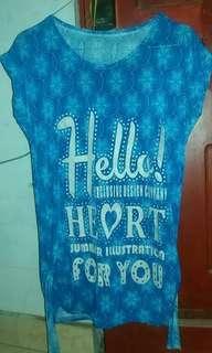 Hello heart T-shirt