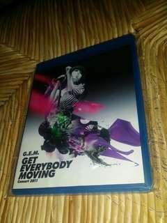中古二手 演唱會 鄧紫棋 (G.E.M.) - Get Everybody Moving Concert 2011 (Blu-ray) 藍光碟 bluray blu ray