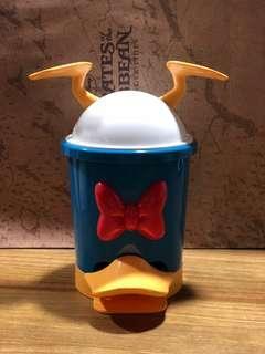 日本東京迪士尼唐老鴨垃圾桶 全新