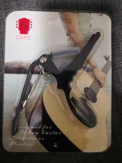 Guitar Capo brand new black colour