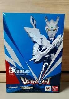 特價 日版 Ultra Act 魂限 咸蛋超人 Ultraman 終極形態 賽羅 Zero Ultimate Zero