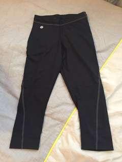 Compression 3/4 active tights